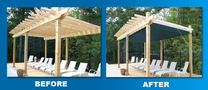 Betterliving Pergola Covers